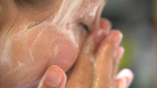 A UK ban on manufacturers making products containing microbeads has come into force