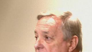 Senator Dick Durbin said Mr Trump had made the remarks he is accused of