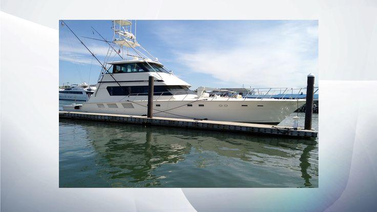 Roger Gimbel boat