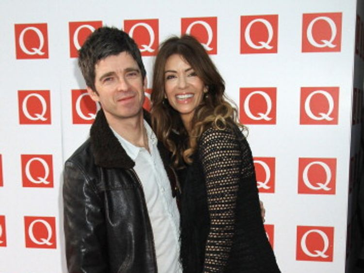 Noel and wife