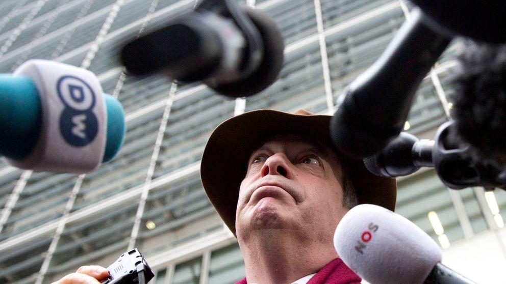 Nigel Farage says Mr Barnier didn't get Brexit