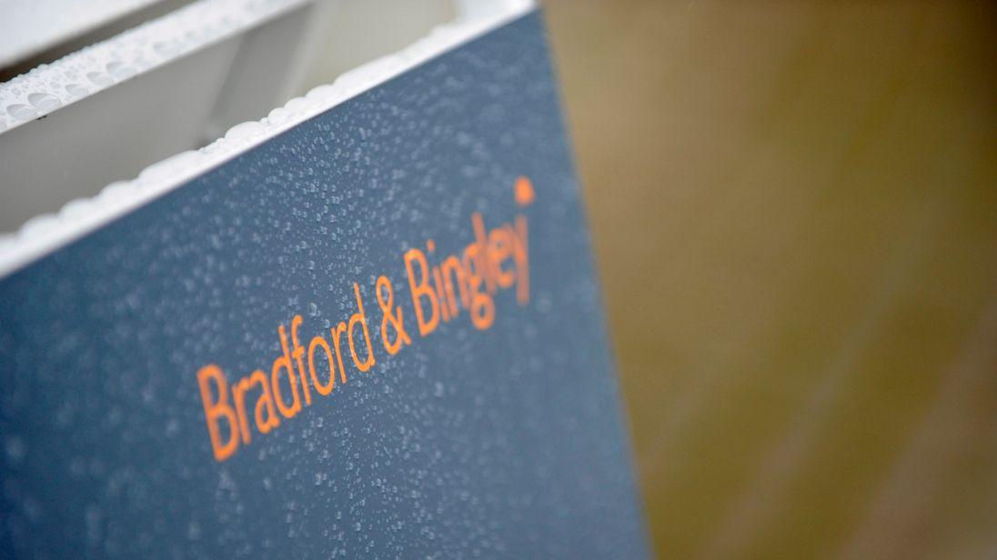 Bradford & Bingley sign