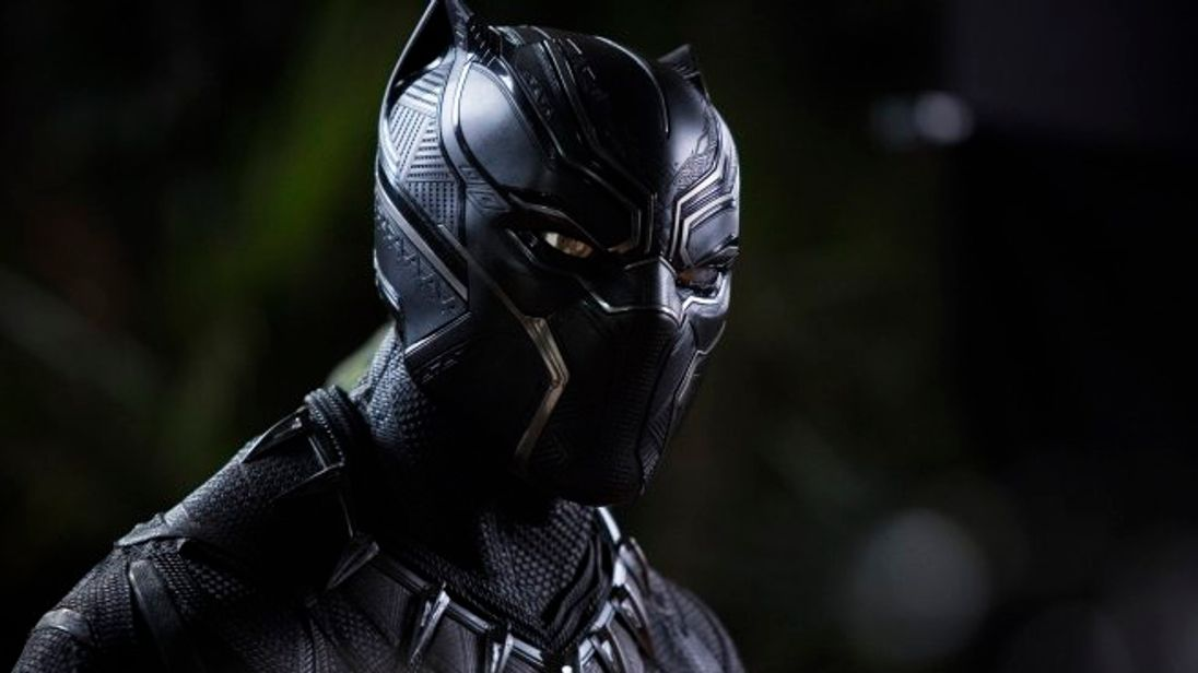 Black Panther has been a huge critical and commercial hit. Pic: Marvel