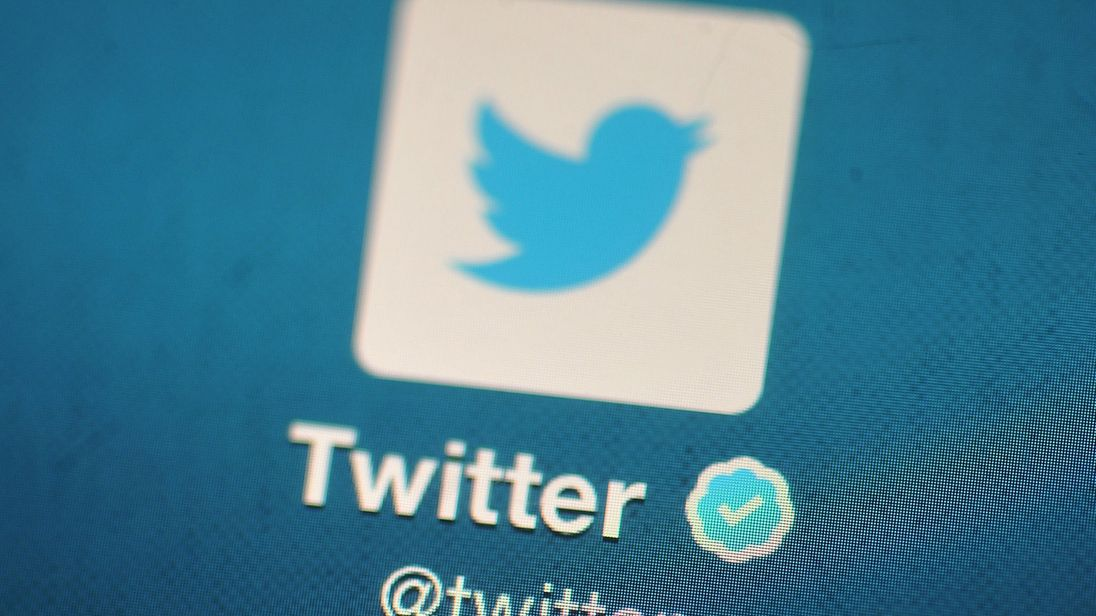 In this photo illustration, The Twitter logo is displayed on a mobile device as the company announced it's initial public offering and debut on the New York Stock Exchange on November 7, 2013 in London, England. Twitter went public on the NYSE opening at USD 26 per share, valuing the company's worth at an estimated USD 18 billion