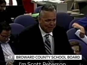 An armed school guard who failed to confront a gunman at a Florida high school had previously appeared on camera explaining the success of the school security programme.