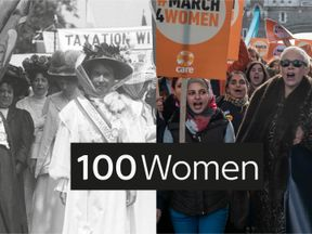 Image for the 100 Women debate