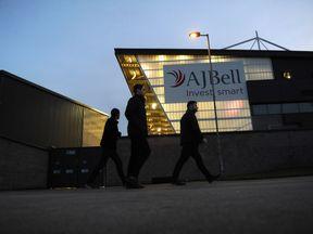 AJ Bell Stadium in Salford. File pic