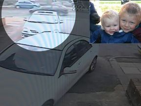 Corey and Casper Platt-May were killed in a hit-and-run collision