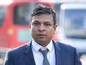 Karmul Islam said he felt threatened by the customer