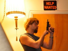 Picture of gun-owner Jon Green, who has written us an opinion piece
