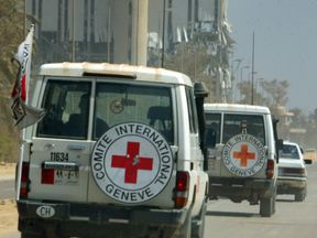 The International Committee of the Red Cross says it is sorry for the misconduct
