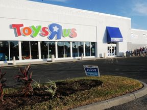 Toys ''R'' Us Store Grand Opening Celebration on October 29, 2016 in Brandon, Florida