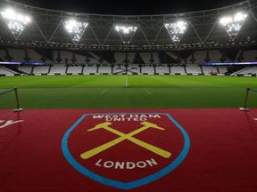 West Ham said it did not tolerate 'any type of discrimination'