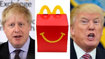 Boris Johnson, President Trump and Maccy D's are all in this week's quiz, find out why...