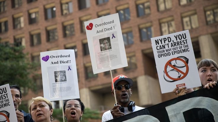 Activists have opposed a law enforcement approach to the epidemic