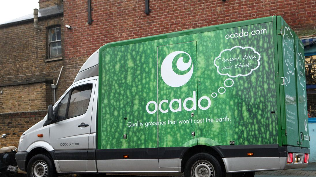 Ocado delivered nearly 300,000 orders during the recent bad weather