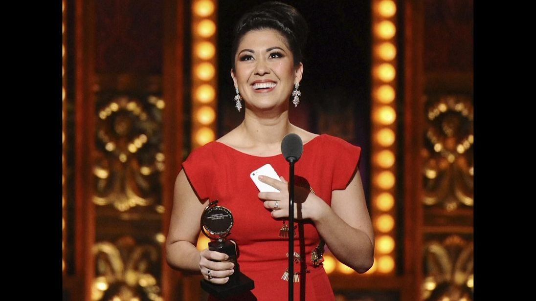 Ruthie Ann Miles won a Tony for her role in the 2015 revival of The King and I