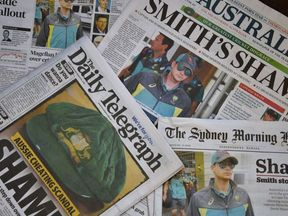 The Australian media have been highly critical of the country's cricket team
