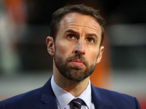 Gareth Southgate criticised fans who booed the Dutch national anthem