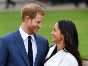 The couple announced their engagement to the public in November
