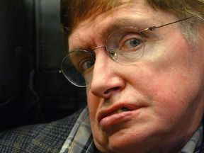 Stephen Hawking helped make physics accessible