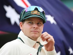 during day four of the Third Test match between Australia and Pakistan at Sydney Cricket Ground on January 6, 2017 in Sydney, Australia.