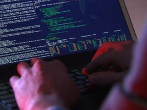 """The hacker known as """"B"""" said the vulnerability was 'worryingly easy' to locate"""