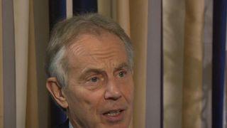 Tony Blair spk to Mark Stone re Brexit
