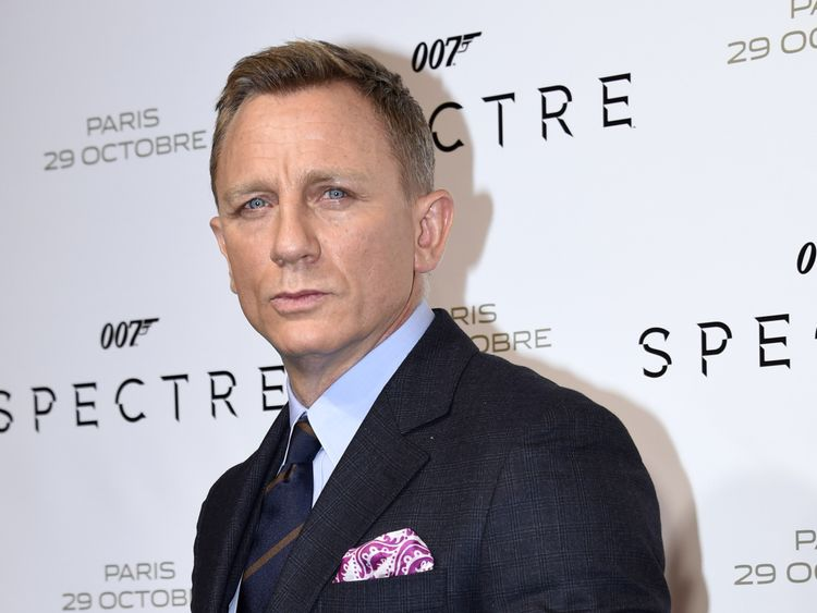 The 25th Bond film is expected to be Daniel Craig's final reprisal of the role
