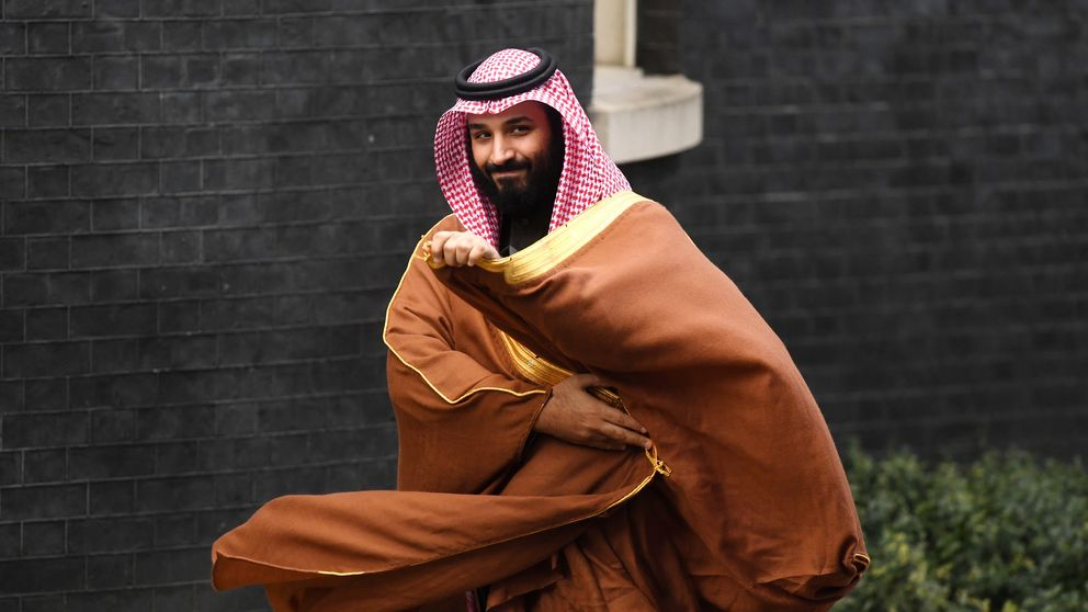 Britain senses opportunity in the reforms being made by Mohammed bin Salman