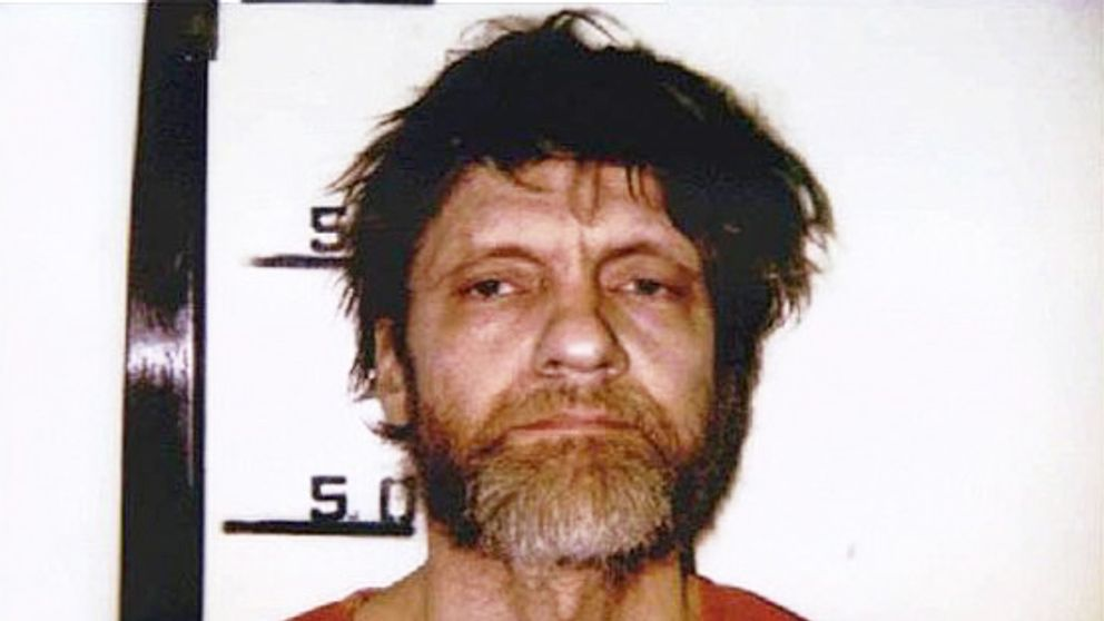 Ted Kaczynsk is serving eight life sentences