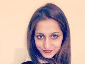 The remains of Sana Cheema have been exhumed in Pakistan. Pic: sana_cheema2014