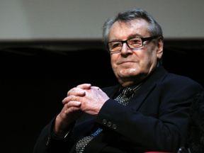 Milos Forman has been described as a 'master filmmaker'