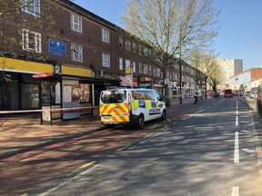 Police have launched a murder investigation after a man died following an assault in Morden on Thursday.