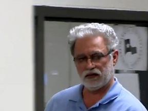 Rajesh Bakshi is charged with four counts of solicitation of capital murder. Pic: Fox News