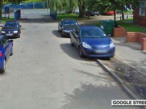 The man was shot in South Holme, Bordesley, in Birmingham