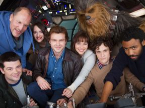 The Han Solo in final stages