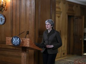 Theresa May is facing criticism from opposition leaders for failing to seek parliamentary approval