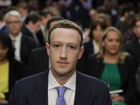 Facebook CEO Mark Zuckerberg faces his second Congressional hearing on Wednesday