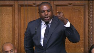 Labour MP David Lammy blasts windrush status situation as 'inhumane and cruel'