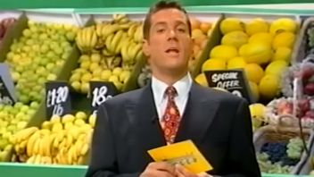 TV star Dale Winton has died aged 62
