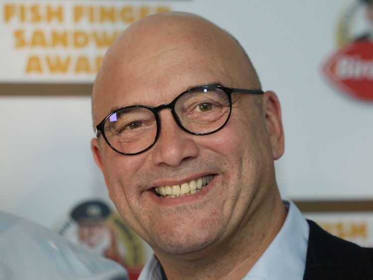 Gregg Wallace wanted the chicken crispy - much to the anger of many Malaysians and Indonesians