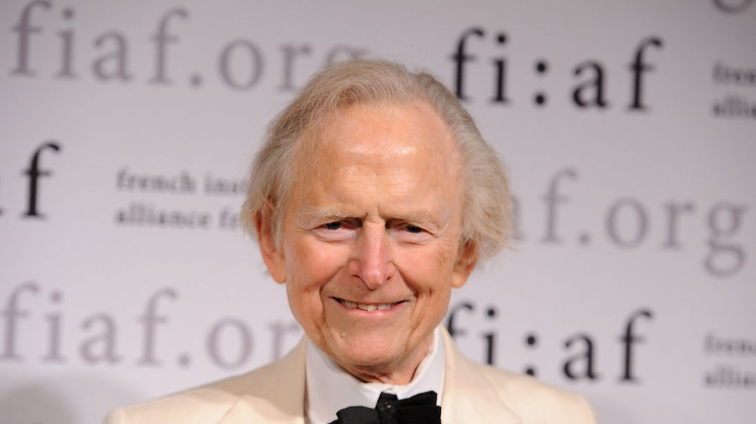 Tom Wolfe has died at the age of 87