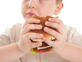 Obese participants watched an extra junk food advert every week