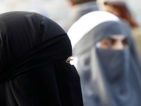 Denmark is banning garments that cover the face