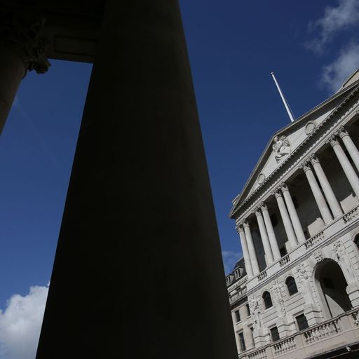 Bank of England raises interest rates to 0.75% - highest level since 2009