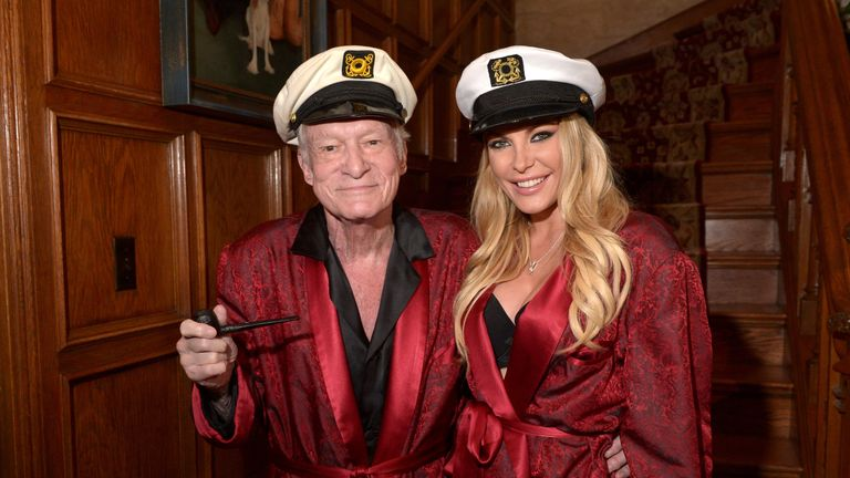 The Playboy founder hired Art Paul as his first employee