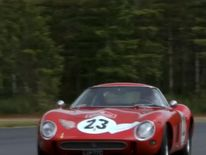 This 1962 Ferrari 250 GTO is expected to fetch more than £34 million at auction in August