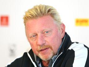 Boris Becker is fighting bankruptcy proceedings