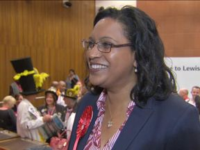 Janet Daby has become Labour's newest MP after winning the Lewisham East by-election